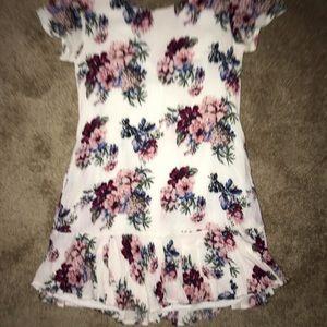 floral dress francescas